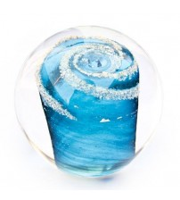 回憶纪念玻璃球 Seadoam Aqua