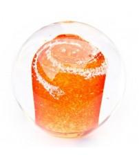 回憶纪念玻璃球 Radiant Orange